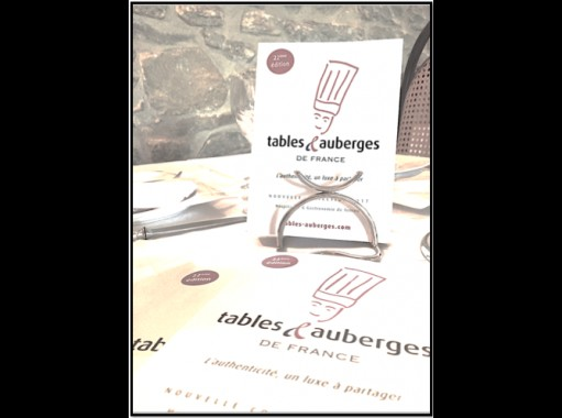 Guide Table & Auberges Auberge des Voutins